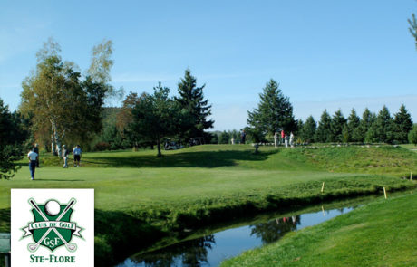 CLUB DE GOLF SAINTE-FLORE